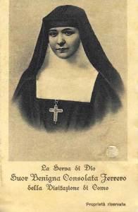 Sœur Benigna Consolata Ferrero (1885-1916)