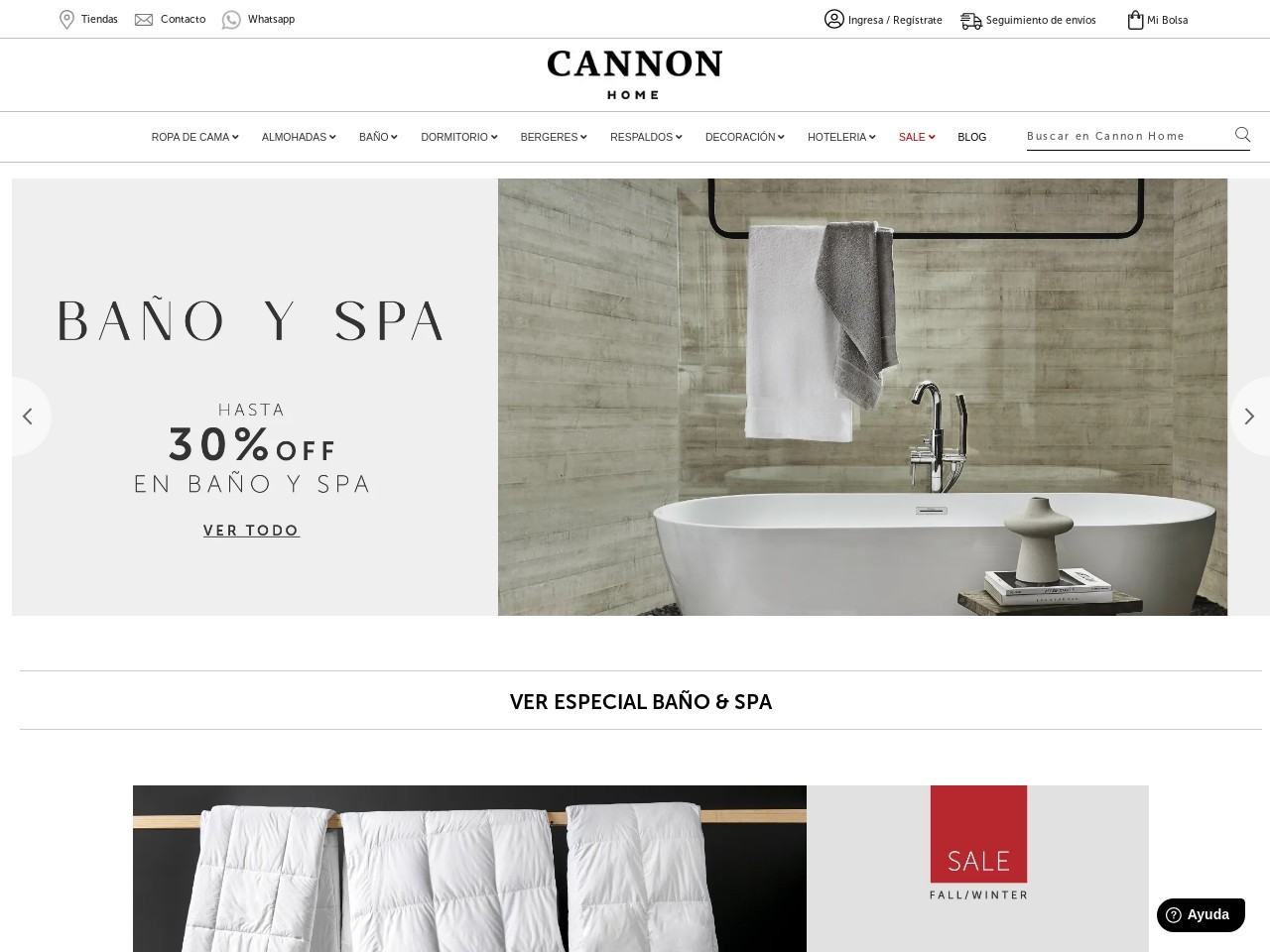 Cannon Home