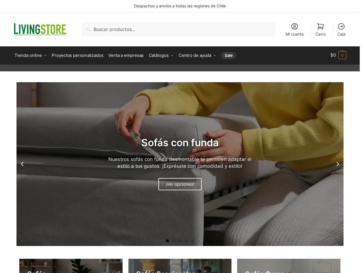 Livingstore.cl