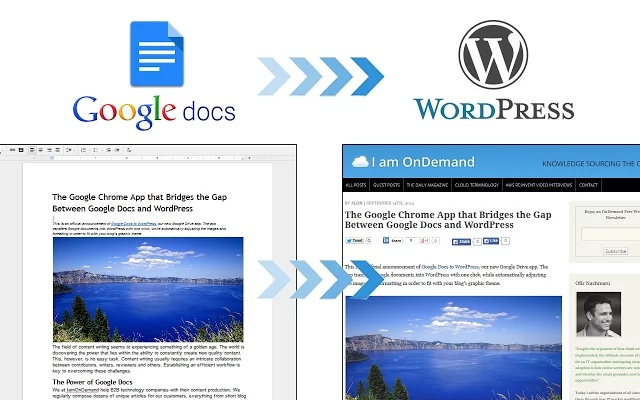 googledocs-wordpress
