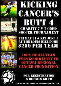 Charity Coed Soccer Tournament