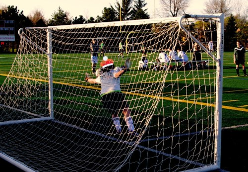First Saved Penalty of the Season