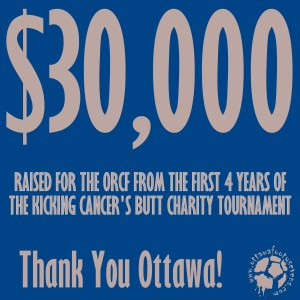 $30,000 raised for Ottawa Regional Cancer Foundation