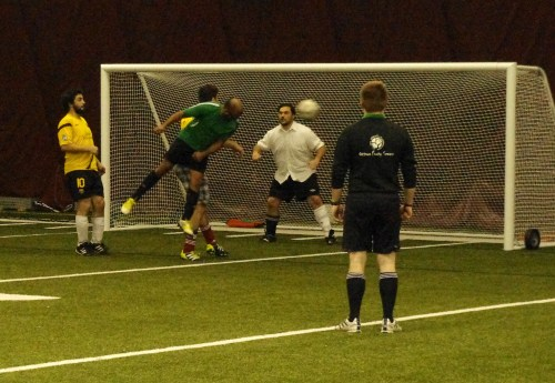 Ottawa Footy Sevens at the Lees Dome