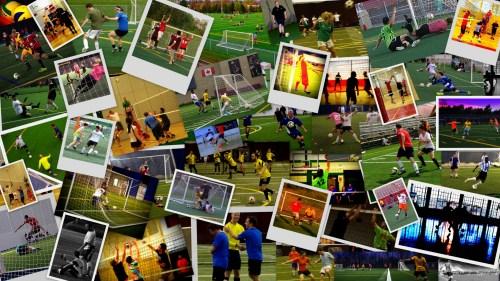 Various action photos