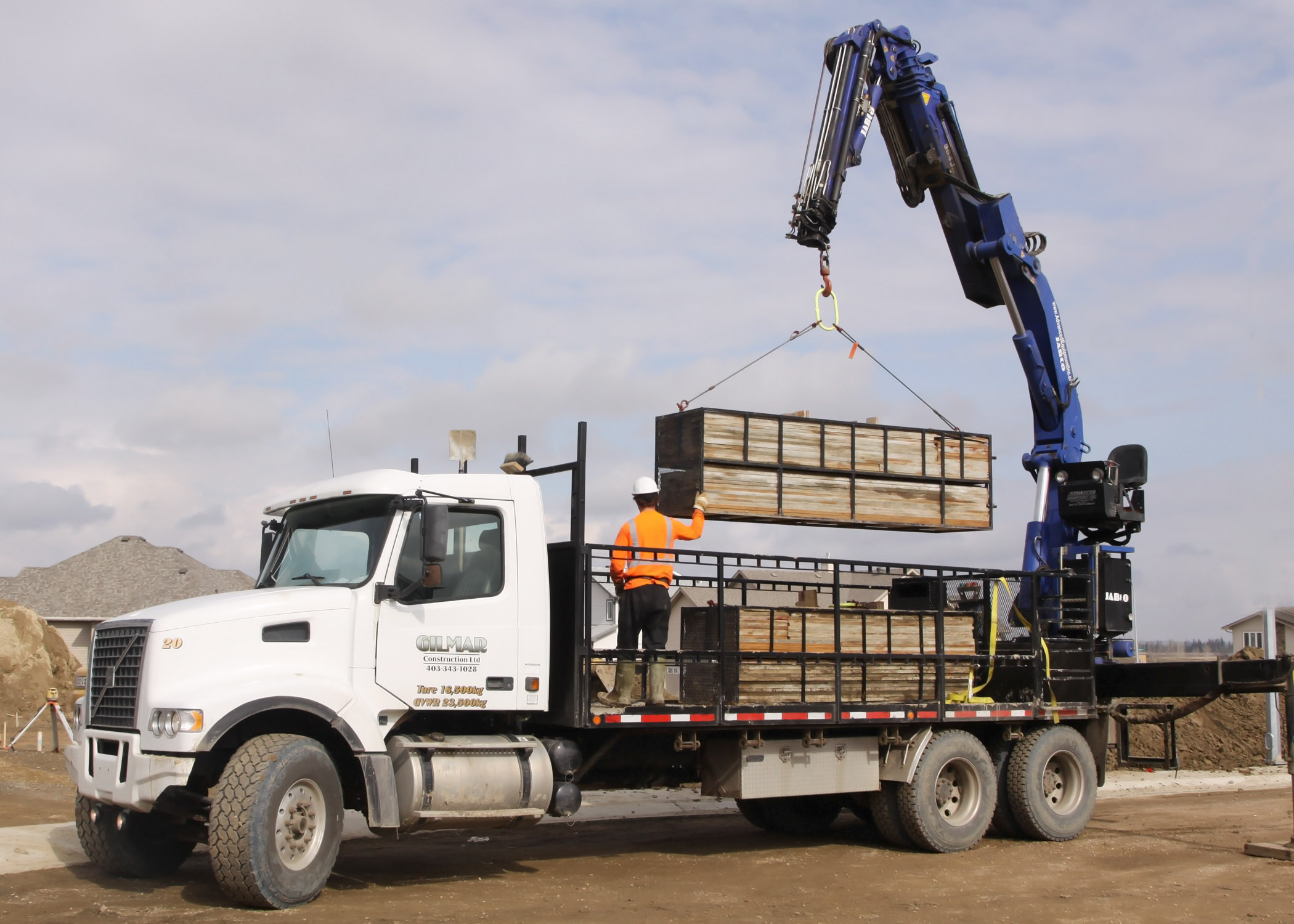 Loading And Unloading Trucks Resume Careers Gilmar Construction Ltd