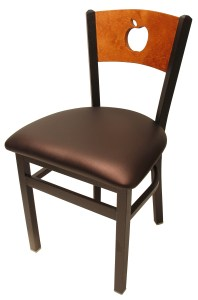 7600 Series Chair with Upholstered Seat