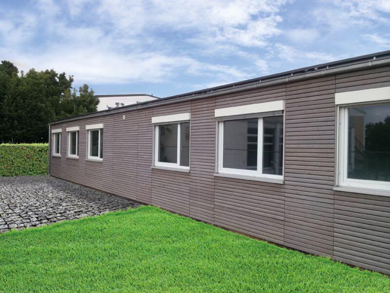 , Rudolf-Winterstein-Grundschule Kösching, Kösching, Heinkel Modulbau