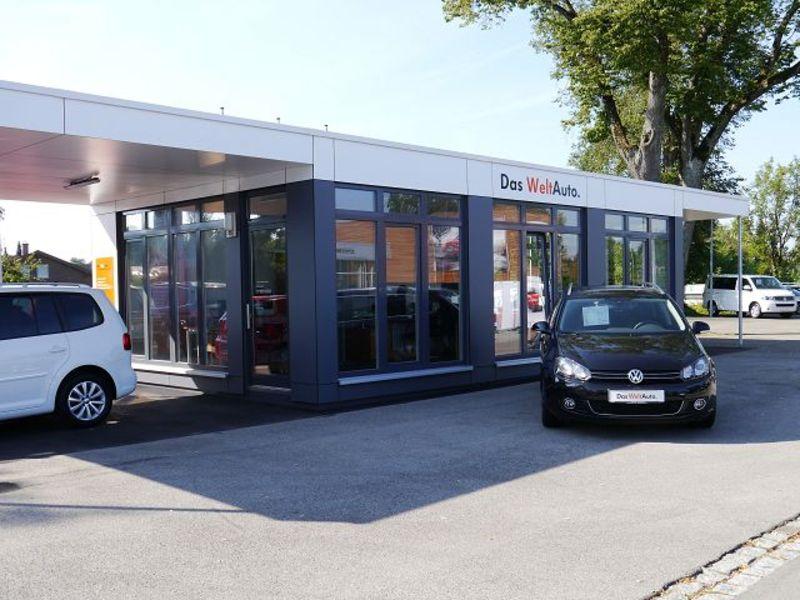 , Autohaus Singer, Kaufbeuren, Heinkel Modulbau