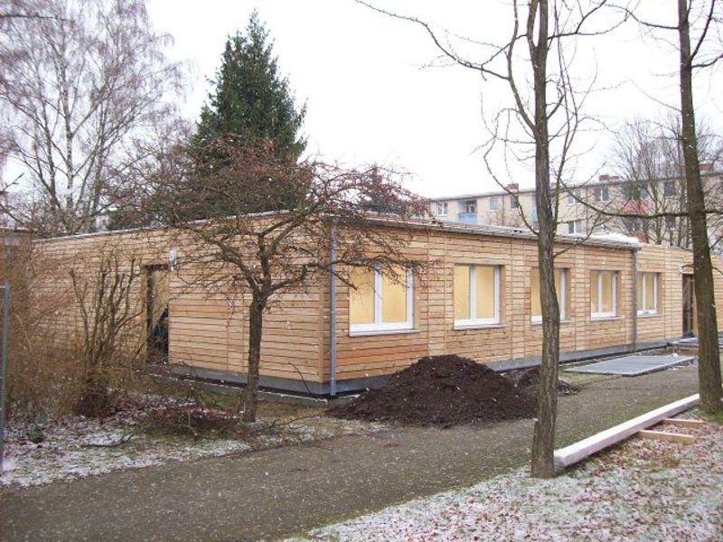 , Berufsbildungswerk, Berlin, Heinkel Modulbau