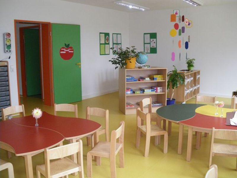 , Kindergarten-Module, Ehingen, Heinkel Modulbau
