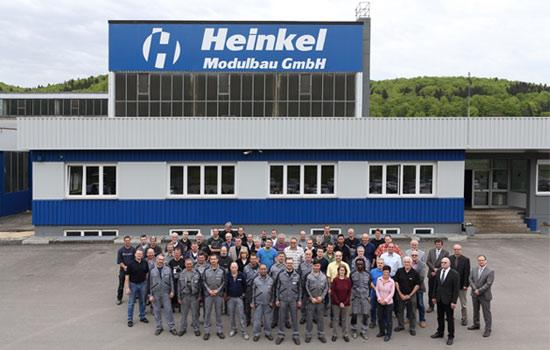 , Unternehmen, Heinkel Modulbau