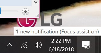How to Turn Off the Annoying Focus Assist Notification on