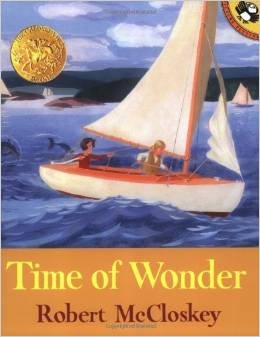 A Time of Wonder by Robert McCloskey