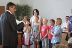 Montessori Grundschule Königs Wusterhausen - Energiepreis 2011