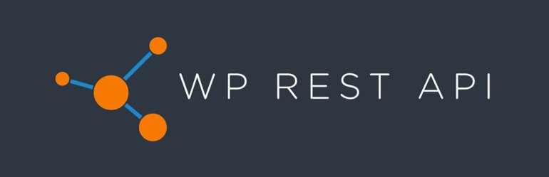 The WordPress REST API logo