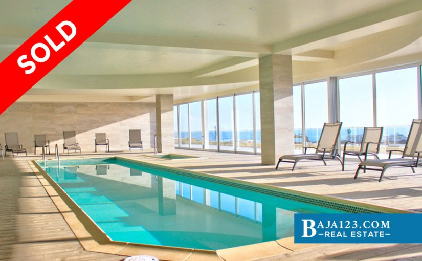 SOLD – Rosarito Oceanfront Condo For Sale in La Jolla Excellence