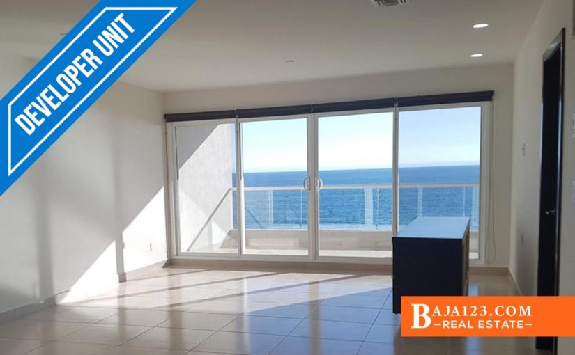Oceanfront Condo For Sale in La Jolla Excellence, Rosarito Beach – $245,700 USD