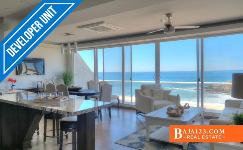 Oceanfront Villa For Sale in La Jolla Excellence, Rosarito Beach – $782,656 USD