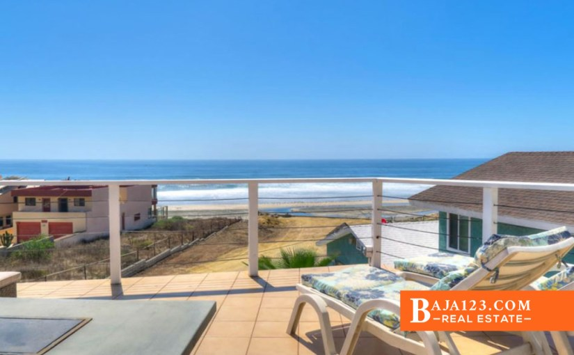 Ocean View Home For Sale in Reforma, Playas de Rosarito