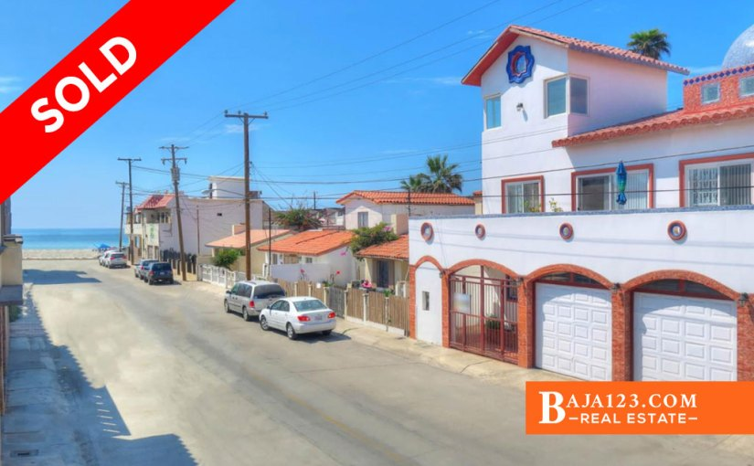 SOLD – Ocean View Home For Sale in Playas de Rosarito