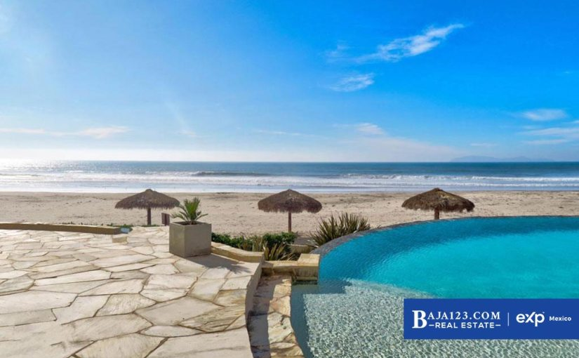 Oceanfront Condo For Sale in Las Olas Mar y Sol, Playas de Rosarito – $235,000 USD