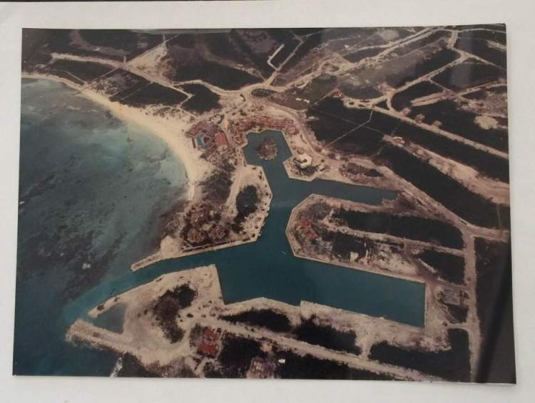 old puerto aventuras 4