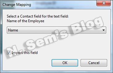 import CSV contacts (step-9)