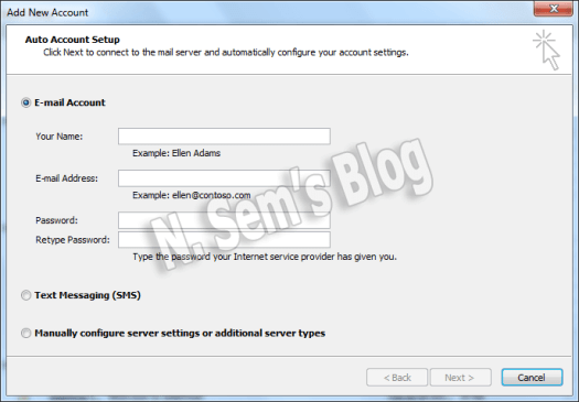 add Hotmail to Outlook (step-3)
