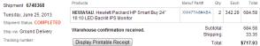 ProVantage $350 Monitors