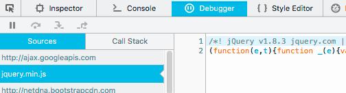 Firefox Dev jQuery 1_8
