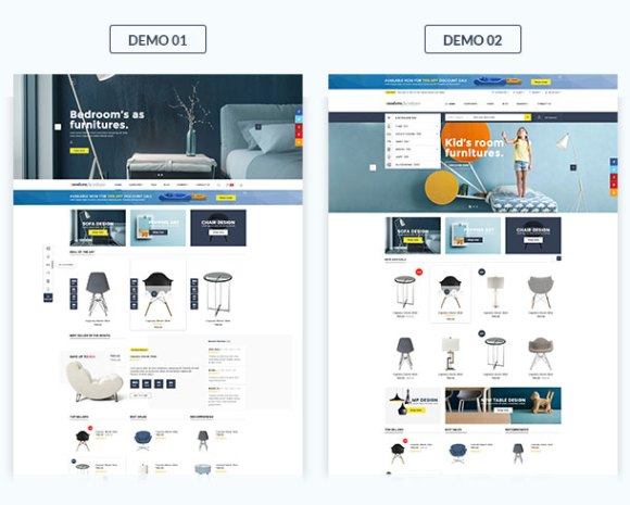 VG Emodern - Furniture Theme with 9 HomePages - 12