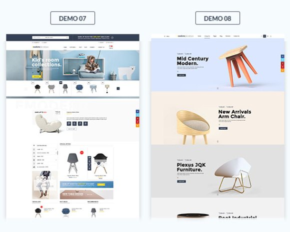 VG Emodern - Furniture Theme with 9 HomePages - 21