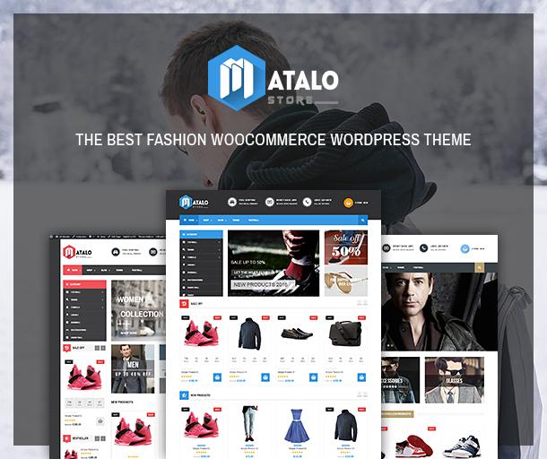 VG Matalo - eCommerce WordPress Theme for Online Store - 6