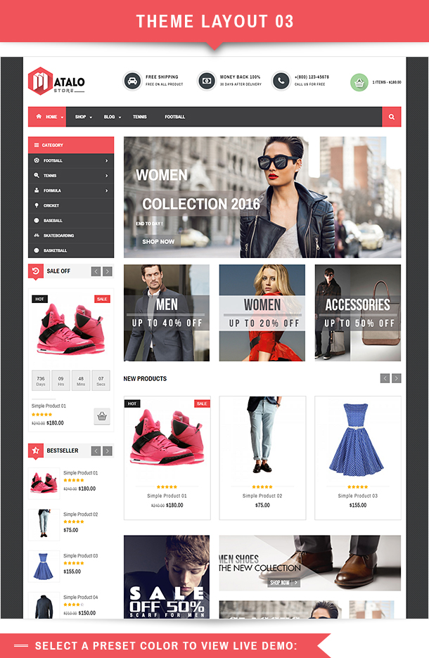 VG Matalo - eCommerce WordPress Theme for Online Store - 19