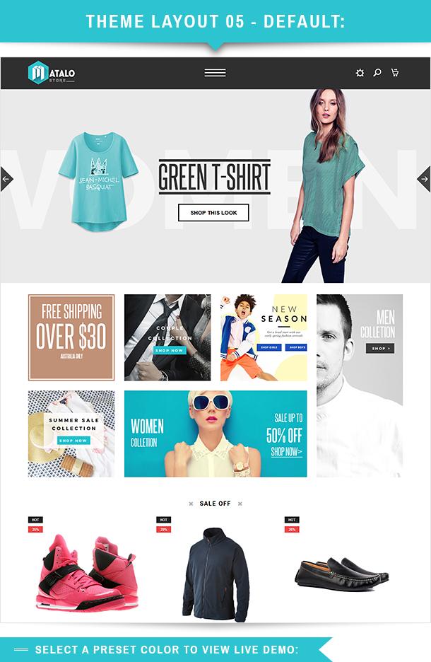 VG Matalo - eCommerce WordPress Theme for Online Store - 31