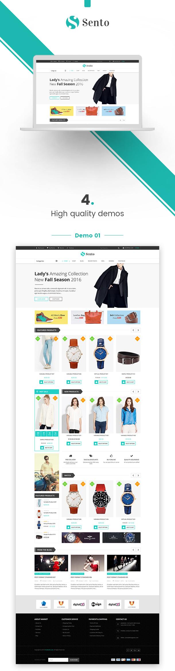 VG Sento - eCommerce WordPress Theme for Fashion Store - 14