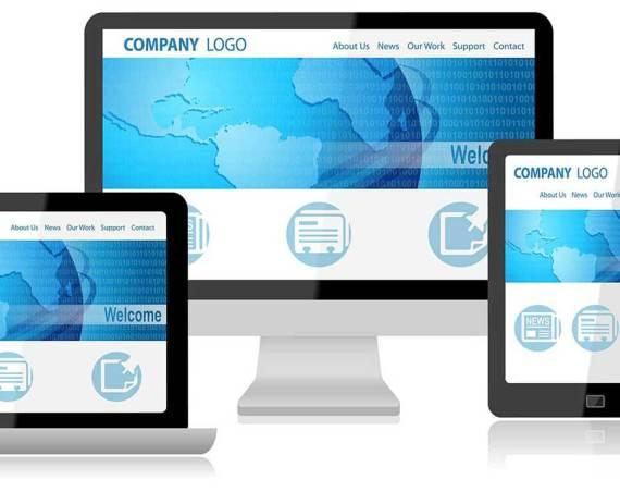 Responsive-Web-Solution: Meine Webseite für neue Medien