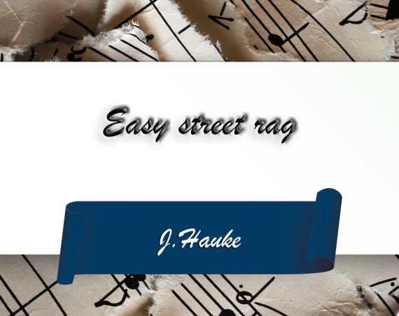 Easy street rag