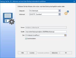 Automatischer FTP Download