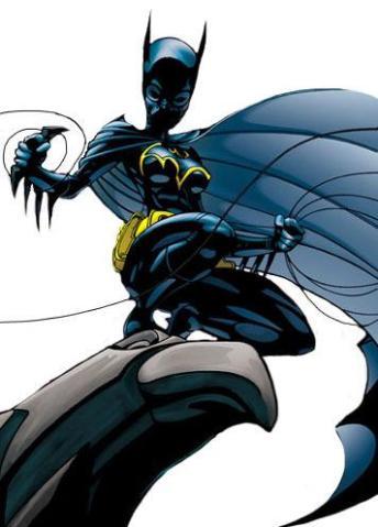 batgirl cass