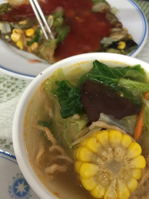 高雄 澎澎素食 – 好好生活 part1