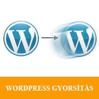 WordPress gyorsítása 7 lépésben