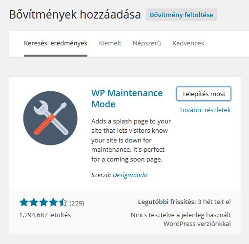 WP-Maintenance-Mode-plugin