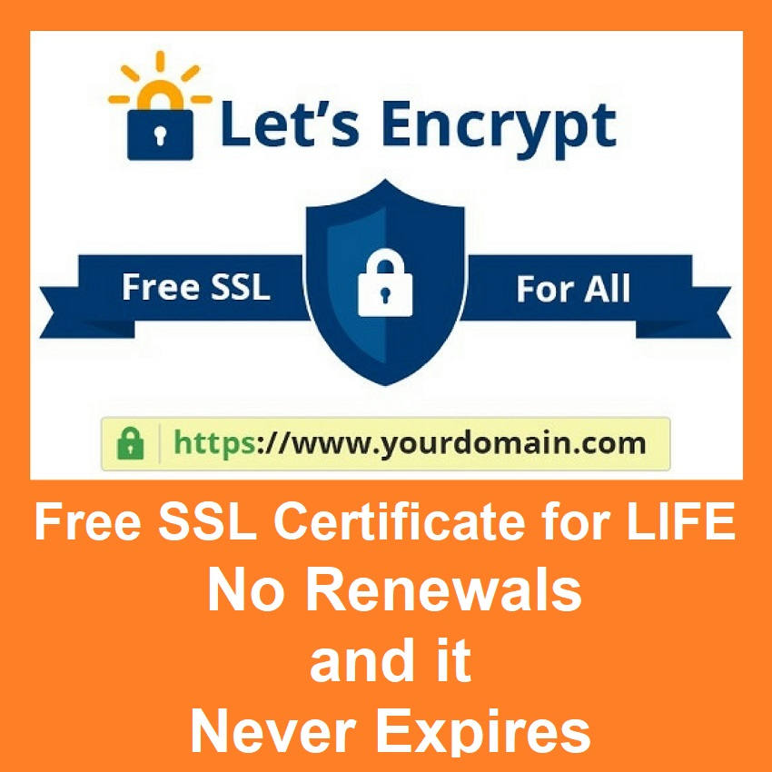 Lets Encrypt Fee SSL Registration WordPress Roswell Buford Alpharetta Atlanta