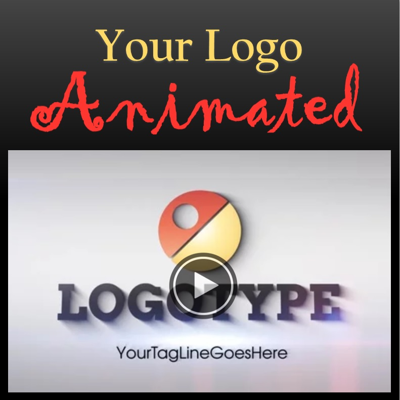 Logo Animation Brand Development Roswell Buford Alpharetta Atlanta