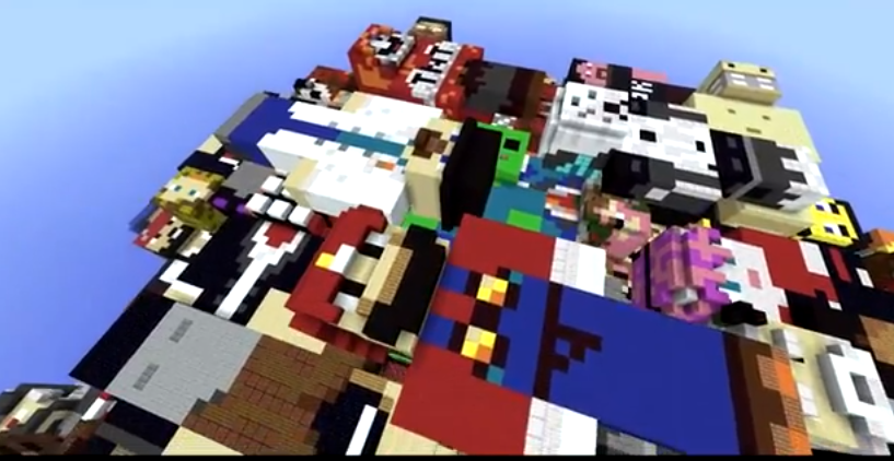 minecraft pile of bodies seth bling survival map