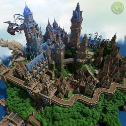 Halion Massive Medieval Minecraft City Keep and Castle Download WORDPUNCHER S VIDEO GAME EXPERIENCE