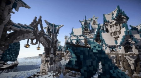 Elven City of Lothariel Minecraft Fantasy City Download WORDPUNCHER S VIDEO GAME EXPERIENCE