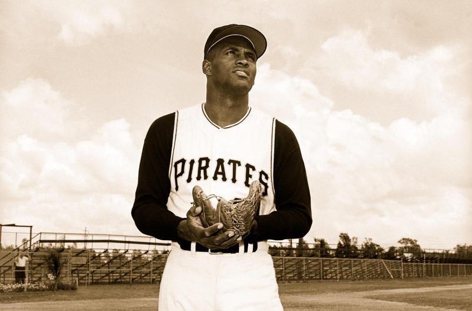 Unknown photo of Roberto Clemente
